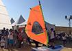 Cerca de 2.500 personas participan en la II Feria Científica del Mar en el Castillo de San Sebastián  